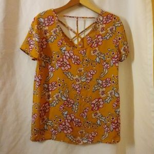 Women's size M blouse by decree